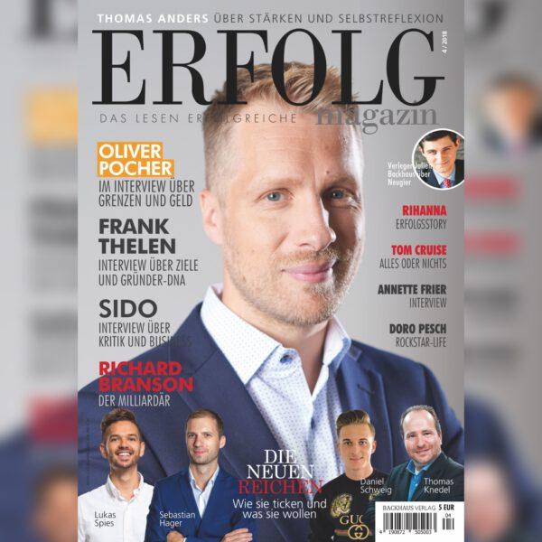 ERFOLG Magazin Ausgabe 04/2018