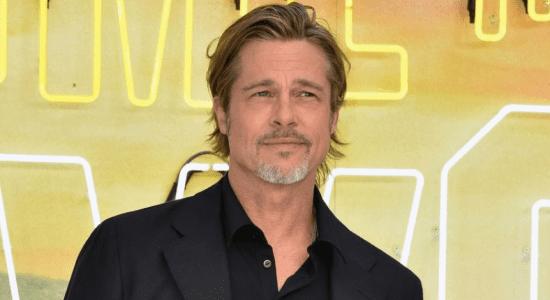 Brad Pitt ERFOLG Magazin 05/2019