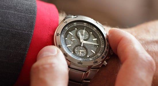 Luxus Uhr