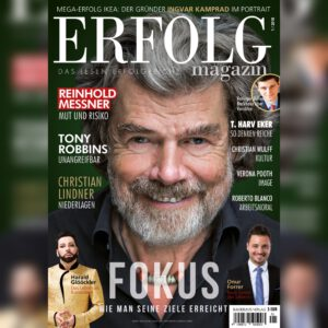 ERFOLG Magazin Ausgabe 01/2018