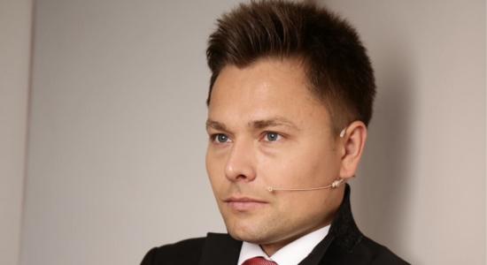 Trainer im Porträt: Maxim Mankevich