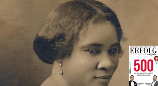 Madam C. J. Walker: Story der ersten schwarzen US-Millionärin