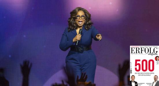 Oprah - Die Erfolgsstory der bekannten US-Talkerin