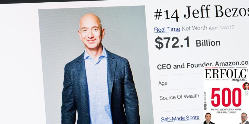 Wer reich werden will, muss verkaufen lernen