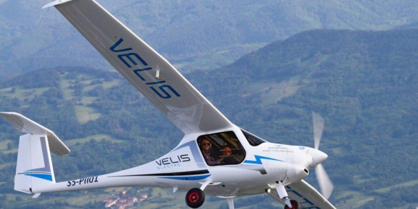 Erstes reinen Elektro-Flugzeug wird zugelassen