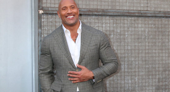 "Superstar ""The Rock"" kauft sich eine eigene Football-Liga"