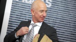 Jeff Bezos verkauft Anteile – Zwei Millionen Amazon-Aktien