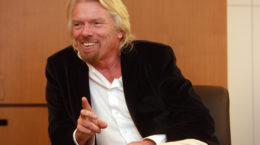 Richard Branson startet Investment-Offensive
