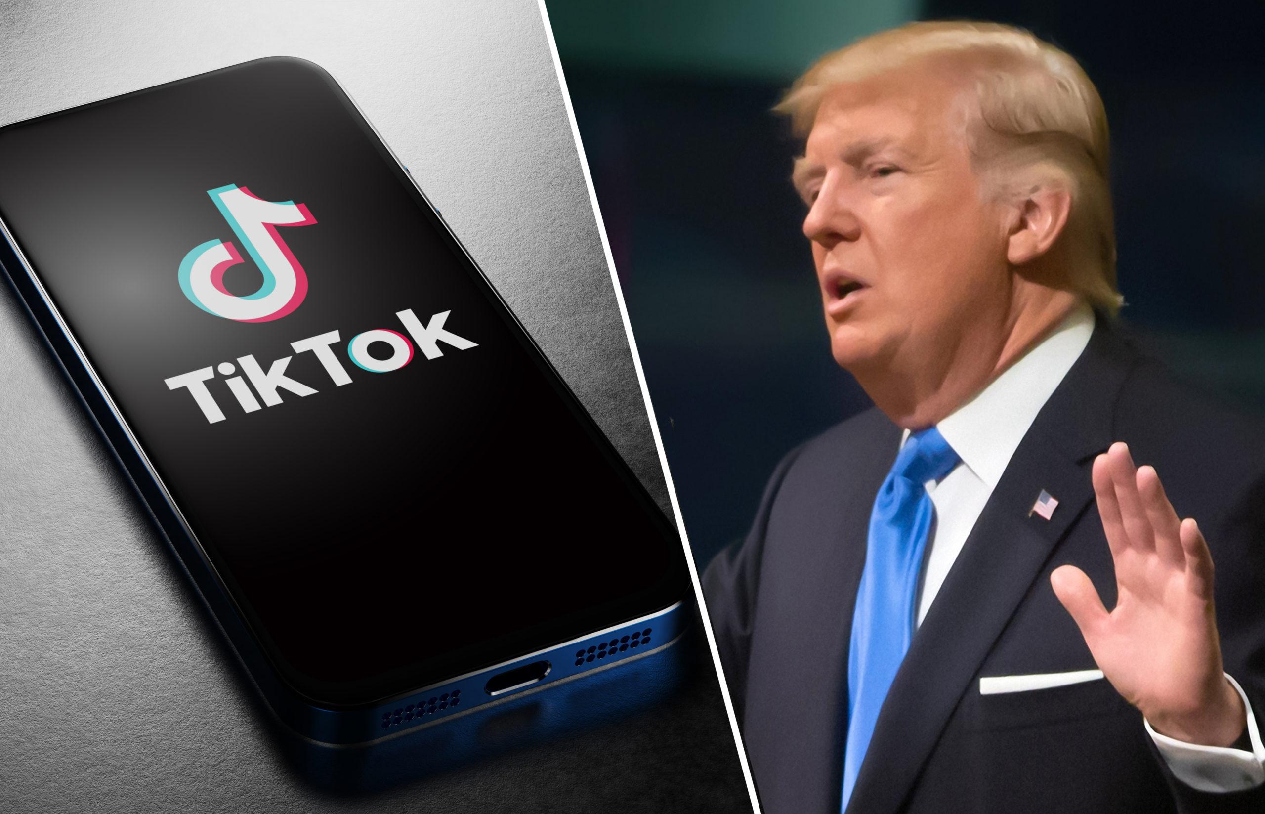 Neuer Tiktok-Deal erhält Zustimmung von Trump