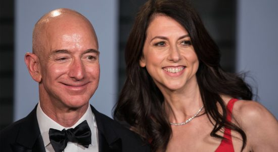 MacKenzie Scott ist die reichste Frau der Welt