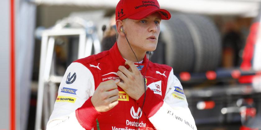 Mick Schumacher fährt erstmals in der Königsklasse